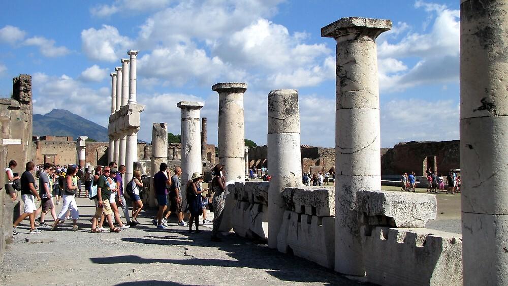 Pompeii by branko stanic