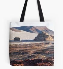 "The ""White Canyon"" Tote Bag"
