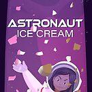 Astronaut Ice Cream by EdYouToo