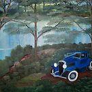 Forgotten Treasure 1929 Studebaker by towncrier