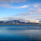 Mt. Esja by Ólafur Már Sigurðsson