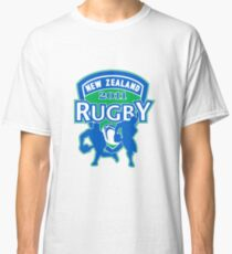 New Zealand rugby world cup 2011 ball shield Classic T-Shirt