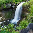 { minnehaha falls - by the rocks } by Brooke Reynolds