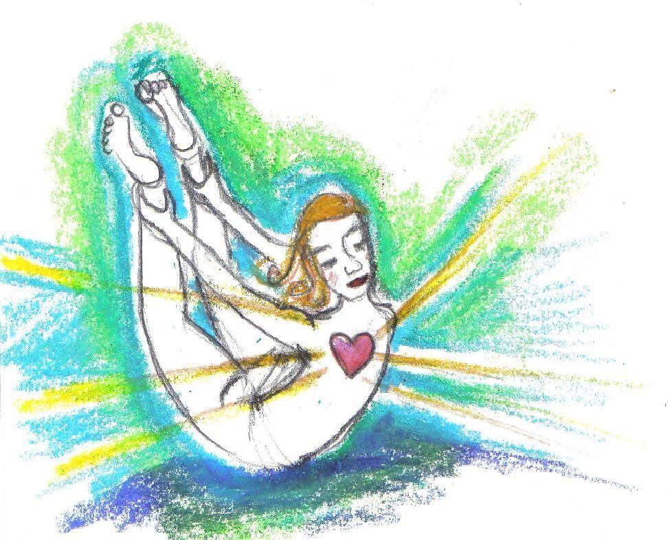 Yoga Heart by shuddha
