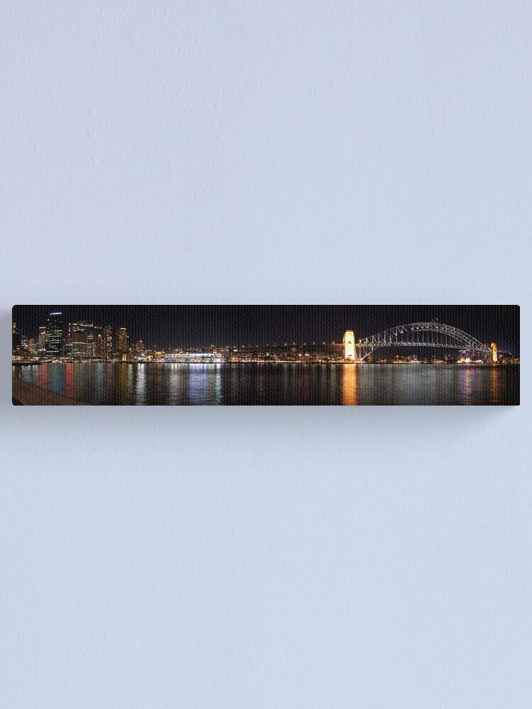 Alternate view of Circular Quay Canvas Print
