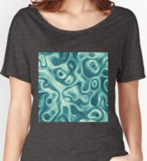 #DeepDream abstraction Relaxed Fit T-Shirt