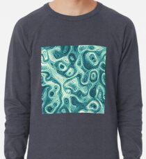 #DeepDream abstraction Lightweight Sweatshirt