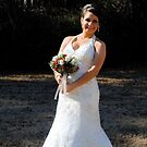 Beautiful bride by Erica Sprouse