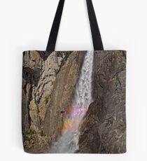 Lower Yosemite Falls 3 Tote Bag