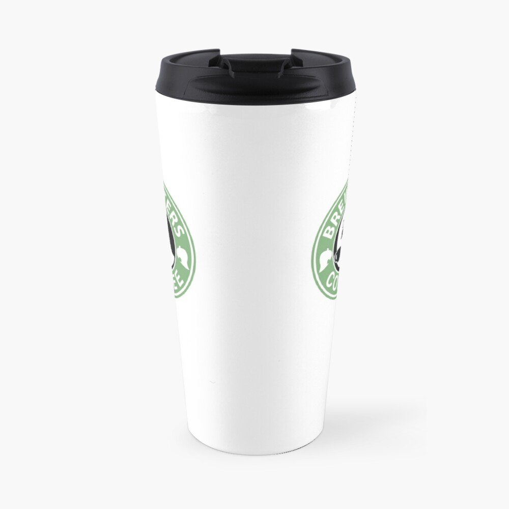 Brewster Travel Mug  Travel Mug