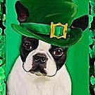 Happy St Patricks Day  by Cazzie Cathcart