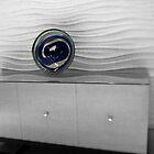 blue orb by George Salazar