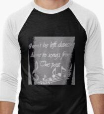 """Ella's Tattoo"" - B&W Clothing Men's Baseball ¾ T-Shirt"