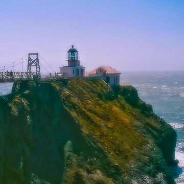 Point Bontia Lighthouse by Aslan