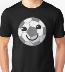 Super cute Kawaiis soccer football ball T-Shirt