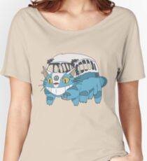 VW catbus Women's Relaxed Fit T-Shirt