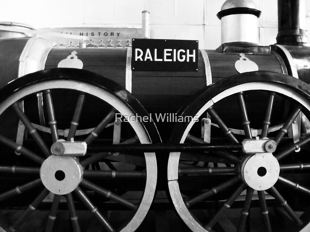 Raleigh by Rachel Williams