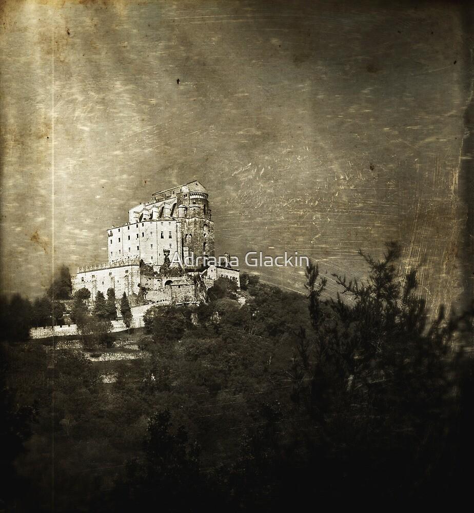 Sacra di San Michele by Adriana Glackin