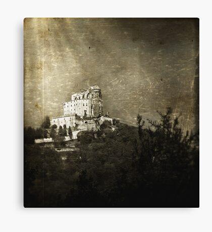 Sacra di San Michele Canvas Print