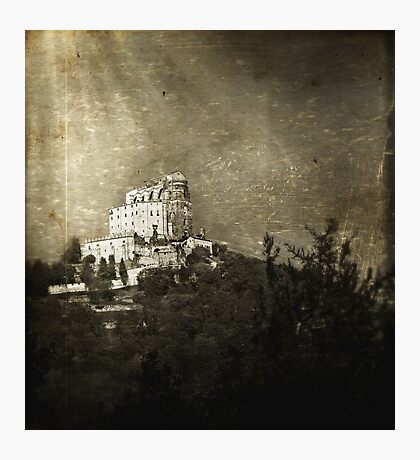 Sacra di San Michele Photographic Print