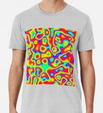 Rainbow Chaos Abstraction II Premium T-Shirt