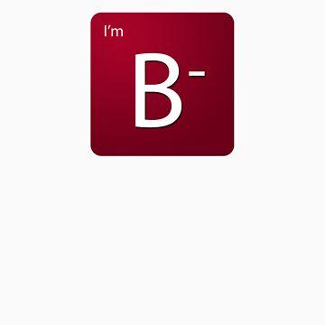 Blood Type - B negative by Artanis