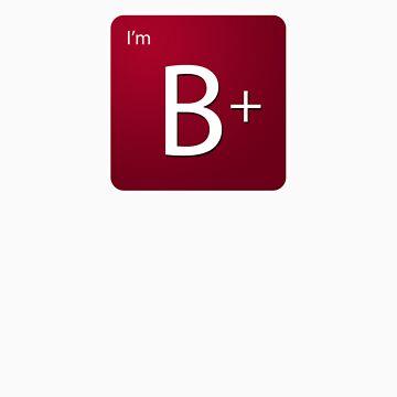 Blood Type - B positive by Artanis