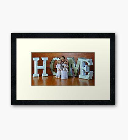 Mother's Day Love Framed Print