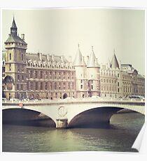 conciergerie, paris Poster