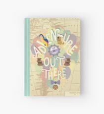 Cuaderno de tapa dura Up - La aventura está allá afuera
