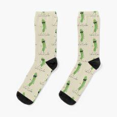 Cool as a cucumber Socks