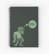Braaaaaainnnsss.... Spiral Notebook