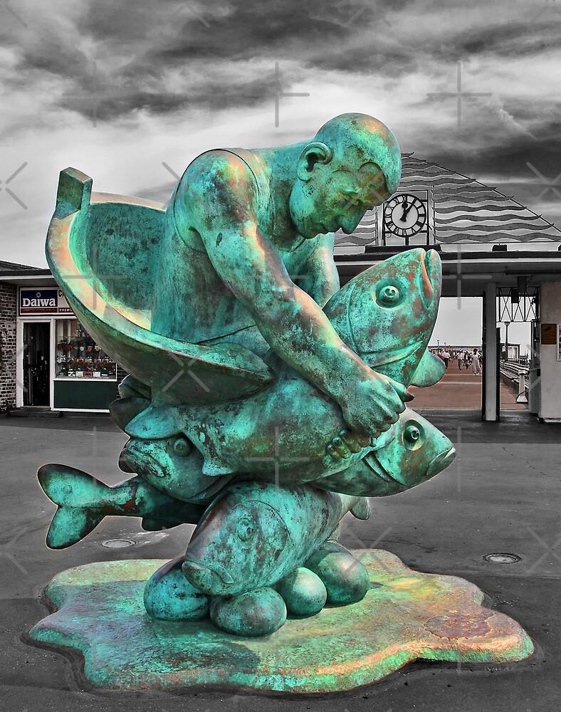 Fisherman by Geoff Carpenter