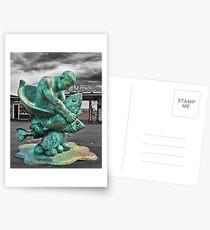 Fisherman Postcards