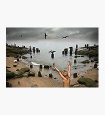 A breath of fresh air Photographic Print