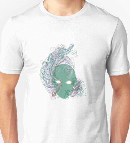 Pretty Theatre Mask T-Shirt
