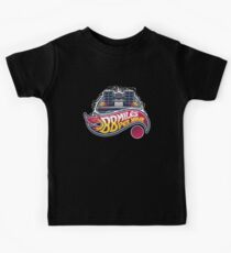 Hot Wheels to the Future Kids Clothes