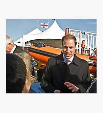 "Prince William meets ""almaalice"" Photographic Print"