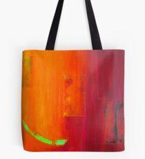 Slice - Abstract Tote Bag