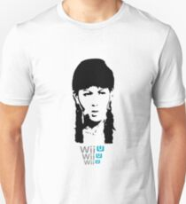 Camiseta unisex Wii U Wii U Wii U!