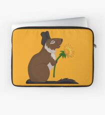 Dandelion Degu Laptop Sleeve