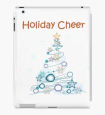 Holiday Cheer Christmas Tree iPad Case/Skin