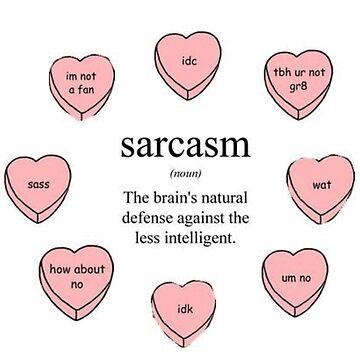 Sarcasm by savhynes