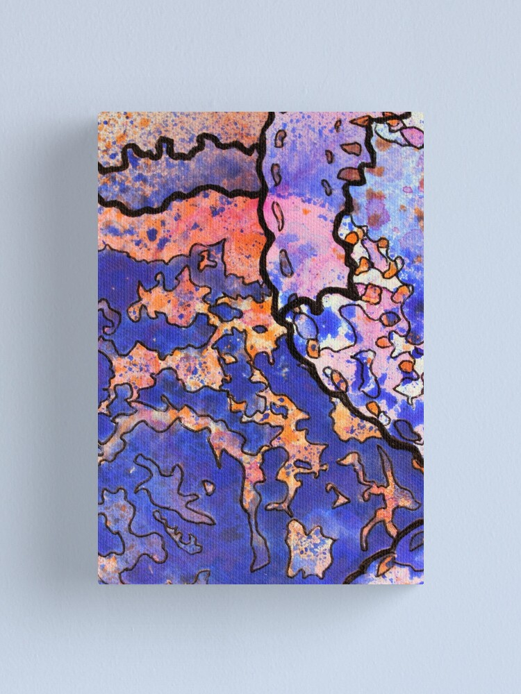 Alternate view of 4, Inset C Canvas Print