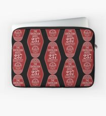 The Overlook Hotel Key Laptop Sleeve