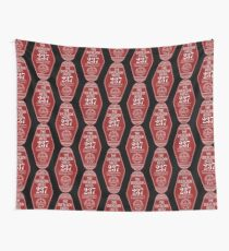 The Overlook Hotel Key Wall Tapestry