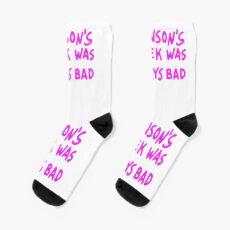 Dawson's Creek Was Always Bad Socks