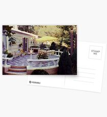 Creative Patio Postcards