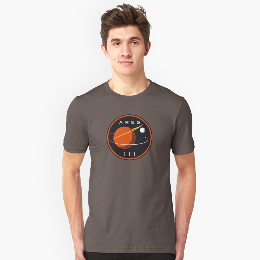 ARES III - The Martian Unisex T-Shirt Front