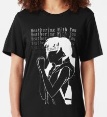 Weathering with You Slim Fit T-Shirt